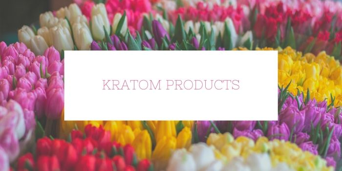 kratom products